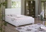 Royal Meubel & Bedden & Boxsprings / Lux baza 132 tasli  vinnex beyaz