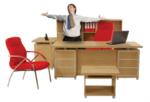 Yılmaz Ofis Mobilyaları / Odense Çalışma Masası