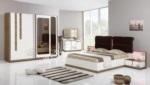 EVGÖR MOBİLYA / Bergani Modern Yatak Odası