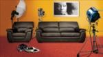 MMZ WONEN / modern italyan design - kahverengi pwc kumas koltuk takimi