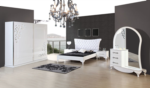 .EUROELIT MÖBEL / sedef yatak odasi