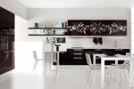 Yankı Mutfak Banyo / Dekoratif Camlı Mutfak Dolapları