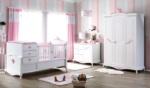 Yıldız Mobilya / Stars Country Bebek Odası Pembe