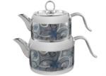 Alkapıda.com / Mimarsinan Şehrazat Desenli Küçük Boy Çaydanlık G-1303