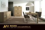 .AXA WOISS Meubelen / Modern tasarımlı şık yemek odası takımı
