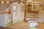 pati bebe & genç mobilya / sato bebek odası