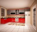 Modella Raydolap / mutfak Dolapları