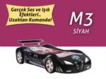 www.dekorsanal.com / Arabalı Yatak M3 Siyah