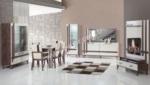 EVGÖR MOBİLYA / Mostar Modern Yemek Odası