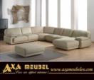 .AXA WOISS Meubelen / işte bu harika....   şık tasarımlı deri köşe koltuk takımı