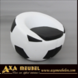 ****AXA WOISS Meubelen / spor tutkunları bu sandalyeye bayılacak…  Futbol Topu koltuk