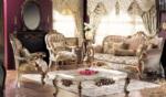 CLASICO mobilya / Klasiek oturma gurubu