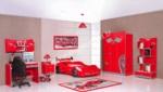 EVGÖR MOBİLYA / Turbo Sport Genç Odası - F3
