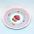 Alkapıda.com / Falez Cupcake Küçük Boy Pasta Servis Seti CUP 3009