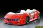 www.speedylifes.com / Bmv Eko Arabalı Yatak - Kırmızı