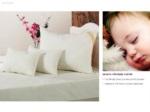 Bebek Ev Tekstili / YÜN BEBE YASTIĞI - KOKUSUZ % 100 KUZU YÜNÜ