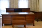 Yılmaz Ofis Mobilyaları / Çizgi Makam Masası