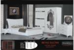 .EUROELIT MÖBEL / Beyaz Sultan Yatak Odasi