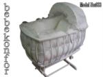 SEPET BEBEK BEŞİKLERİ BEBEKONFOR   / Bebek Besikleri Beyaz Melek Sepet Beşik