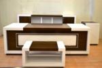 Yılmaz Ofis Mobilyaları / Dalgalı Makam Takımı