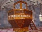 Özberk Mobilya ve Dekorasyon Ltd.Şti. / CAMİ VAAZ KÜRSÜSÜ