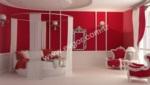 EVGÖR MOBİLYA / Otel Odası Yuvarlak Yatak Modelleri