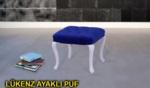 ****MİSSMOBİLYA.COM / Lükens Ayaklı Puf