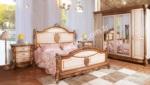 EVGÖR MOBİLYA / Ulubatlı Klasik Yatak Odası