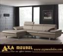 .AXA WOISS Meubelen / hareketli katlanabilir başlıklı ergonomik deri şezlong koltuk