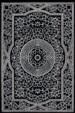 Lalee Halı Home Collection Princess Serisi PRI 180 Black