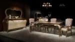 EVGÖR MOBİLYA / Venedik Avangarde Yemek Odası