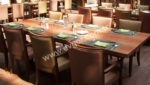 EVGÖR MOBİLYA / Otel Yemek Masası Modelleri