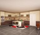 Modella Raydolap / Mutfak Dolabı