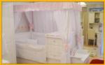 Cicibebe ve Genç Odası / Şahlı karyola