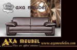 .AXA WOISS Meubelen / Deri Oturma Grubu 18 7766