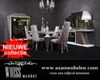 .AXA WOISS Meubelen / ayrıcalıklı bir güzellik ve estetiğe sahip modern Yemek Odası 23 4910