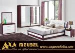 .AXA WOISS Meubelen / komple MDF modern ergonomik yatak odası takımı 6 1947