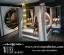 .AXA WOISS Meubelen / İşte bu harika... muhteşem lüks gölgelik yatak odası takımı 23 4907