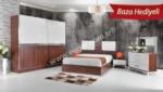 EVGÖR MOBİLYA / Metro Modern Yatak Odası (200 cm)