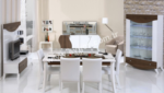 EVGÖR MOBİLYA / Göz Alıcı Tasarım Robin Modern Yemek Odası