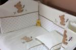 ALWAYS BABY / TEDDY BEŞİK İÇİN UYKU SETİ