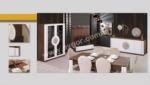 EVGÖR MOBİLYA / Siena Modern Yemek Odası