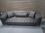 mobilyacenneti / modern chester koltuk takımı (nubuk) ücretsiz kargo