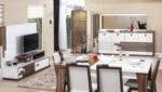 EVGÖR MOBİLYA / Oasis Yemek Odası