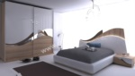 EVGÖR MOBİLYA / Selvi Modern Yatak Odası