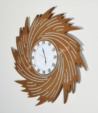EVGÖR MOBİLYA / Savoy Aynalı Duvar Saati