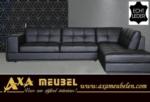 .AXA WOISS Meubelen / salon ve oturma odanıza renk katacak bir deri köşe takımı