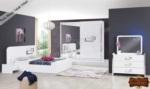 mobilyaminegolden.com / Polo Beyaz Yatak Odası
