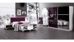 EVGÖR MOBİLYA / Büyüleyici Tasarım Valentin Avangarde Yatak Odası