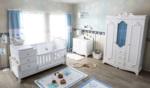 Yıldız Mobilya / Craft Country Bebek Odası Mavi